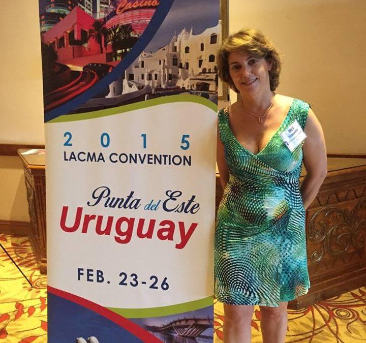 MUDANZAS INTERNACIONALES – CONFERENCIA LACMA 2015, PUNTA DEL ESTE (URUGUAY)