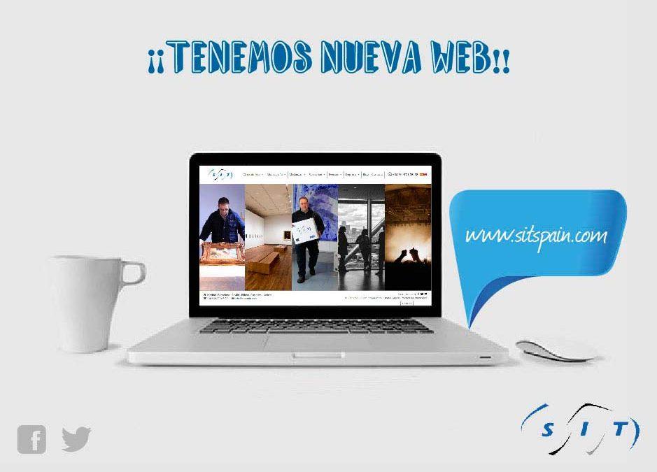 NUEVA WEB SIT GRUPO EMPRESARIAL S.L.