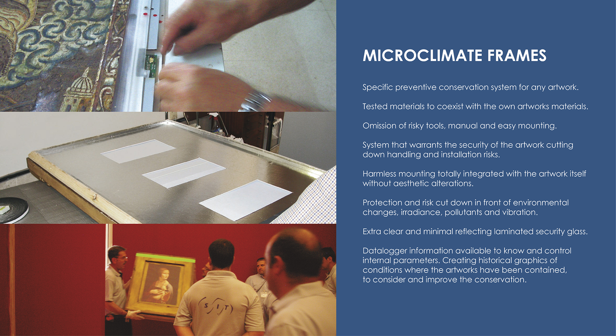 MARCOS MICROCLIMÁTICOS, 44º ENCUENTRO ANUAL DEL INSTITUTO AMERICANO DE CONSERVACIÓN
