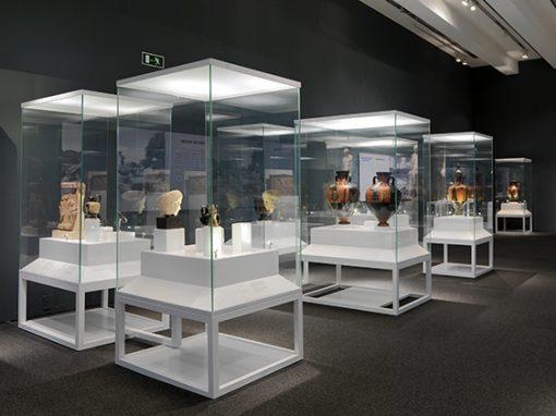 SIT realiza el montaje de Agón! La competición en la Antigua Grecia