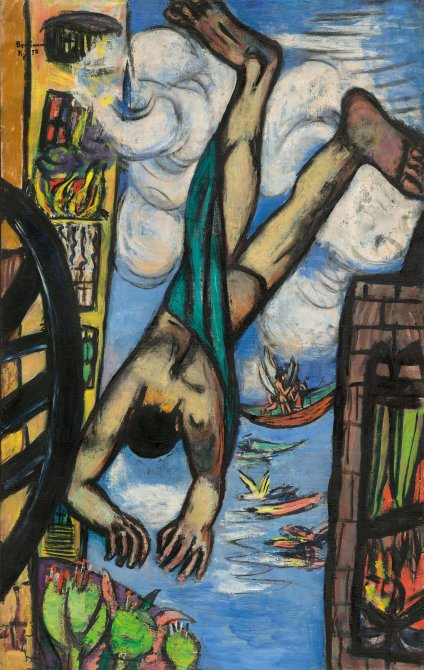 SIT Spain y el arte en el exilio de Beckmann