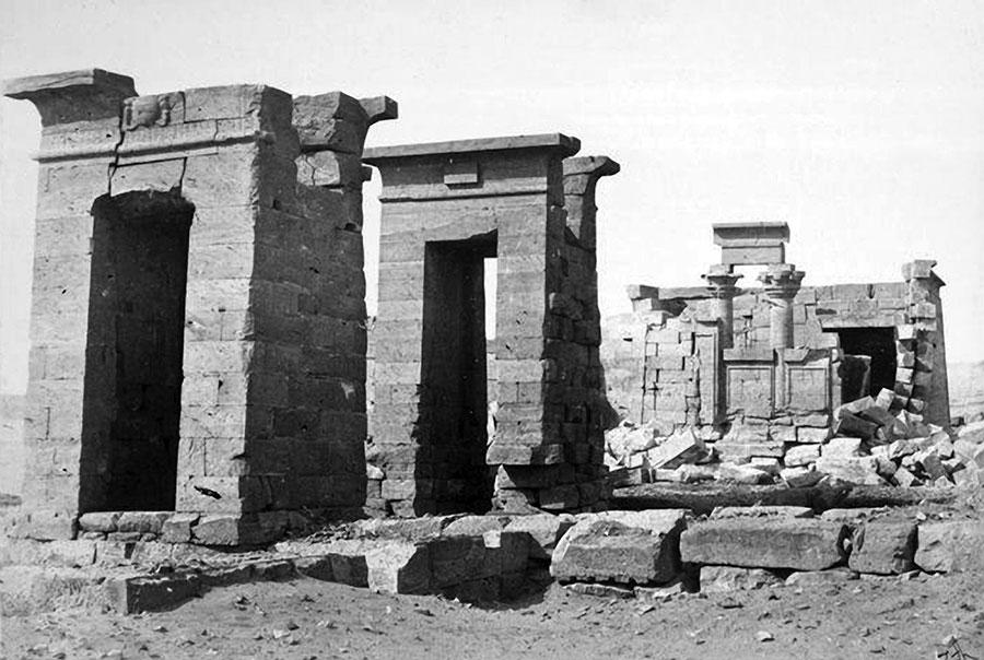 SIT y el Transporte del Templo de Debod