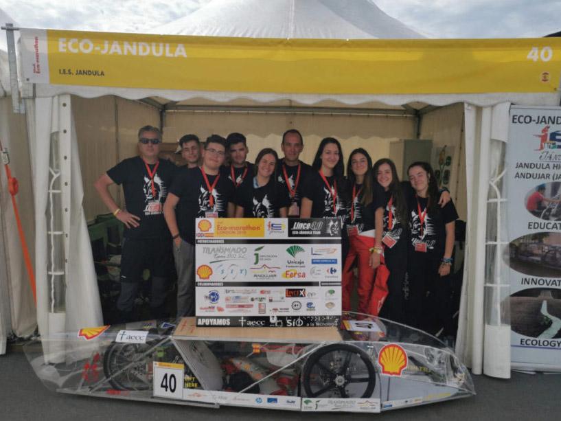 Proyecto vehículo ecológico – Lince 2019