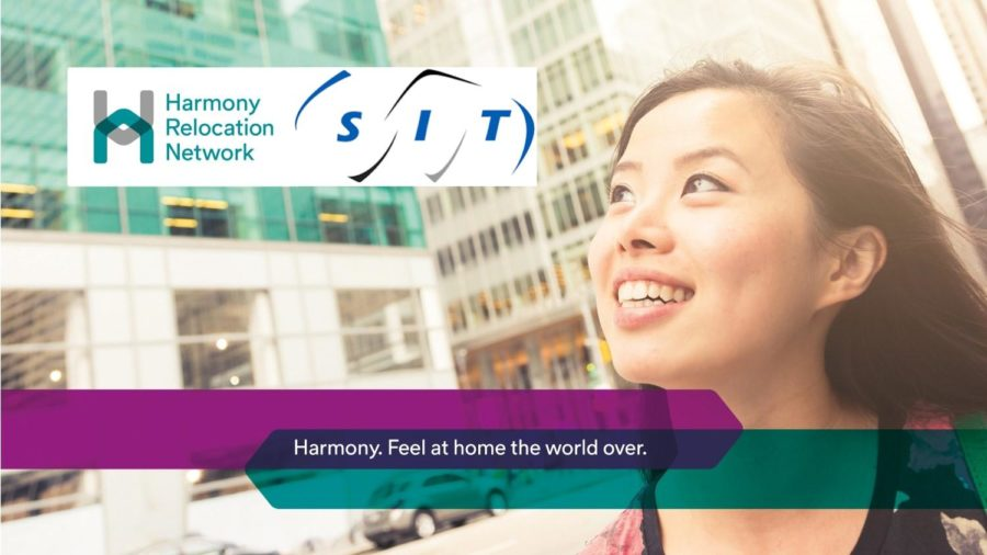 SIT JOINS HARMONY RELOCATION NETWORK
