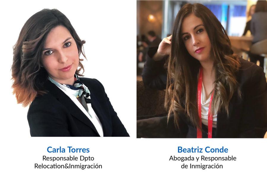 Entrevista Carla Torres y Beatriz Conde en Radio Intereconomía