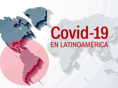 COVID-19 en Latinoamérica – SIT Spain Movilidad Internacional