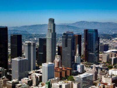 Mudanza a Los Ángeles California