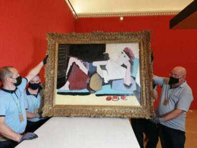 SIT Spain and the exhibition 'Odalisques. From Ingres to Picasso'.