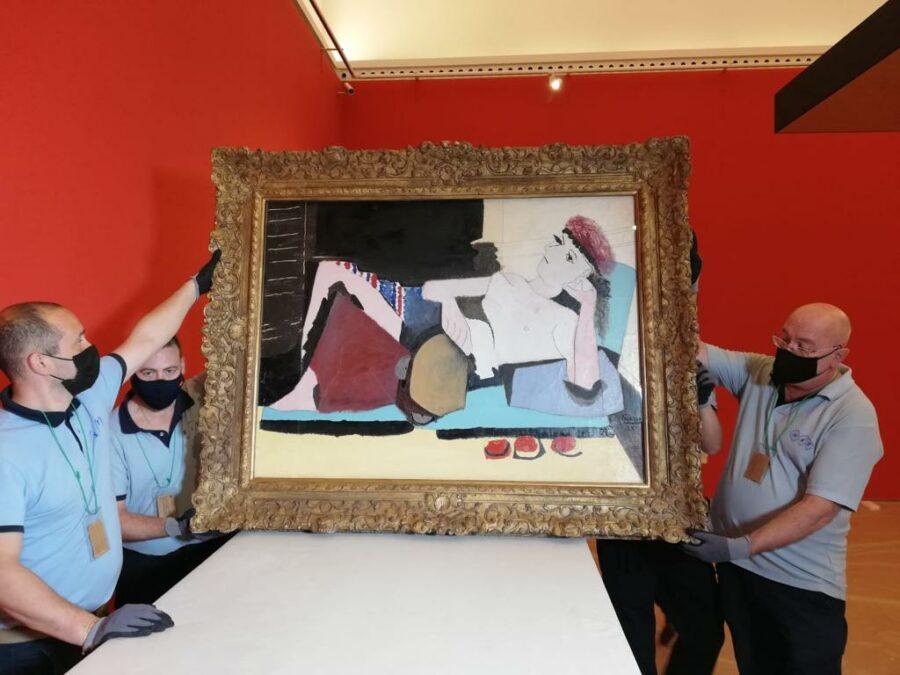 SIT Spain y la exposición 'Odaliscas. De Ingres a Picasso'