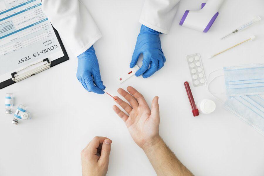 Test de autodiagnóstico COVID en las farmacias – SIT Spain
