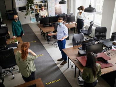 La presencialidad en el trabajo gana fuerza y genera un Boom en el mercado de oficinas