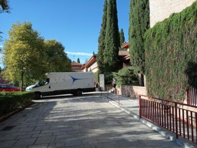 SIT Spain y la exposición 'Inéditos' en Granada